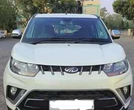 Mahindra KUV 100 2016-2017 mFALCON D75 K8 5str AW, 2017, Diesel