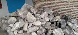 Batu pondasi sisa dijual cepat