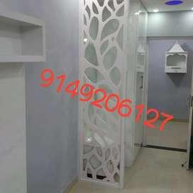 Flat Payen all facilities ke sath nearby ISKCON Mandir