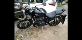 500cc Thunderbird for rent