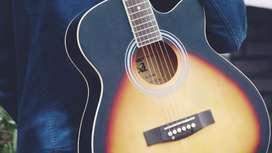 Online Guitar classes