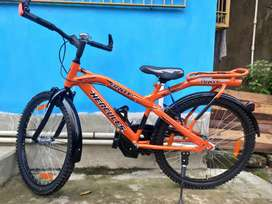 3 days Old Hercules bicycle for urgent sale