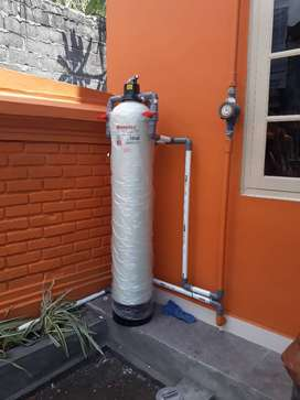 Filter air penjernih air bermasalah berbau,berasa,berwarna,besi,kapur