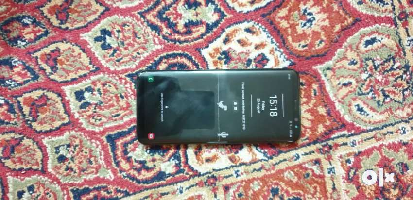 Samsung Galaxy S8+ in excellent condition 0