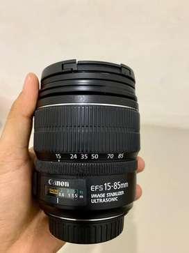 Lensa Camera Canon 7D