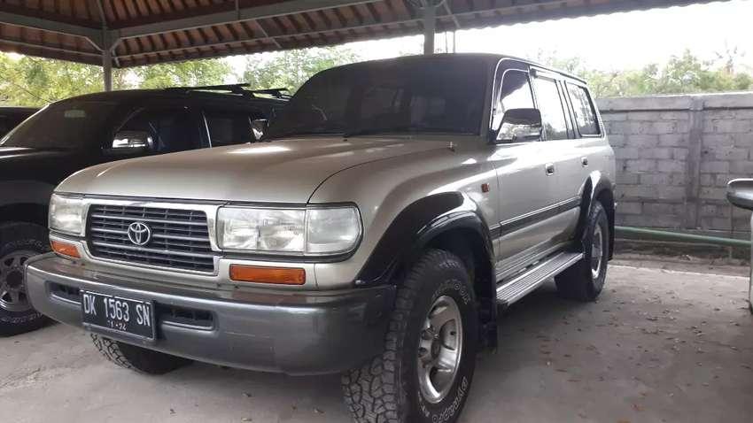 Toyota Land Cruiser 1996 0