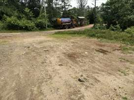 Near b.c.road junction 4.5 cents road side land ready to sale
