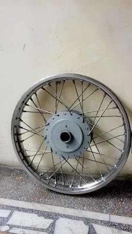 Bullet standard old model alloy wheels tara vaale