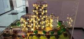 1 BHK FLAT IN TMC & RERA APPROVED COMPLEX , RAMADAN OFFER TAX FREE
