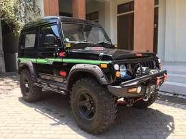 suzuki jimny sj410 4WD