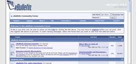 vbulletin forum software for Sale with Life time License