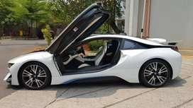 BMW i8 sport TDP 1,6 M