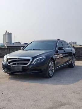S400 2014 Full Option