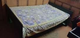 Single bed + gadda