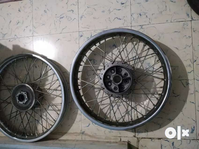 Royal Enfield tb 350 wheel rims 0