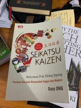 SEIKATSU KAIZEN - Susy Ong