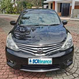 [DP25JT] Grand Livina 1.5 XV M/T 2016 Bs kredit
