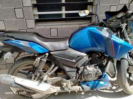 Apache Rtr 160 in very good condition only 12000 kms  used