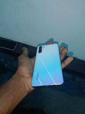 Oppo f15 2020 model good condition
