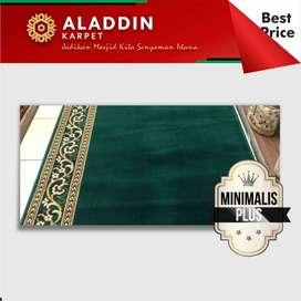 Best Price Karpet Masjid Tipe Minimalis Plus Isimewa abs`