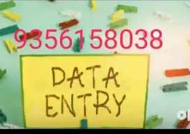 Data Entry Work With everyday Payments In Bank Ac count...