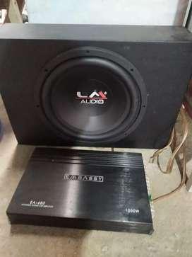 Power & Audio Tinggal Pasanh Suara Mengglegar