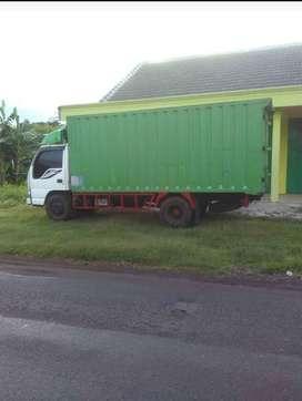 Jasa angkut Sewa truk box