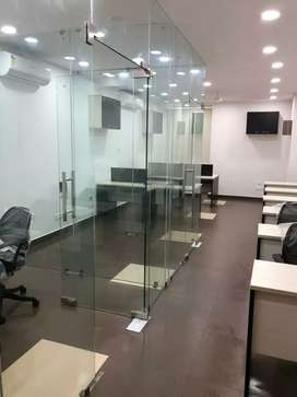"""Available on rent at """"ASTRA TOWER"""" full furnished office"""