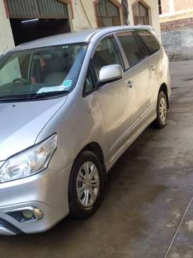 Toyota Innova 2014 Diesel 108000 Km Driven