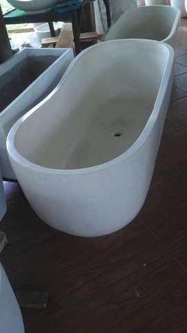 Bathup Terrazzo - Panjang 155 - Bathup Unik 11