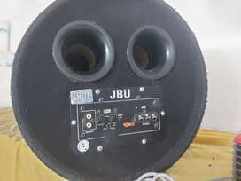 JBU Bass Tube