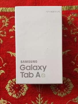 SokoMasCell Samsung Galaxy Tab A 7 Inch 8 GB Hitam