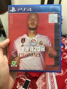 Fifa 20 KASET FIFA20 PS4
