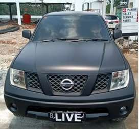 Navara LE 4x4 th  2008 manual tgn 1