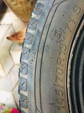13 inch stepni tire tube &wheel set