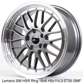 new LEMANS HSR R18X8 H5X114,3 ET35 GML