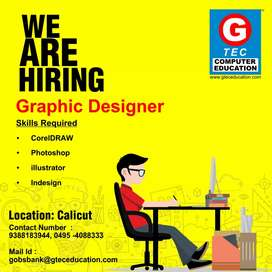We Are Hiring Graphics Designer