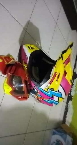 Helmet Jpx  LINGHTNING