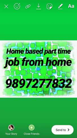 Offering typing work from home ( special earning)