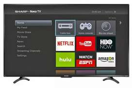 """Huge offer Samsung 55"""" LED android wifi smart 1 year warranty"""