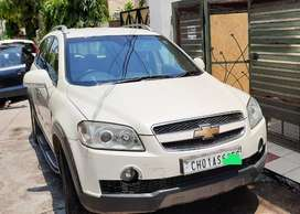 Chevrolet Captiva 2012 well maintained Full insu. till Jan 2021(6.70L)