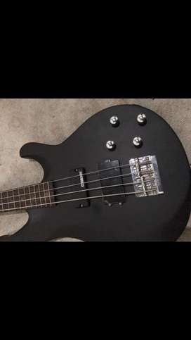 Bass second like new
