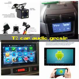 For AVANZA/XENIA 2din android link full glass 7inc+camera hd mumer