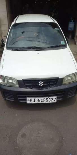 Maruti Suzuki Alto 2007 CNG & Hybrids Good Condition