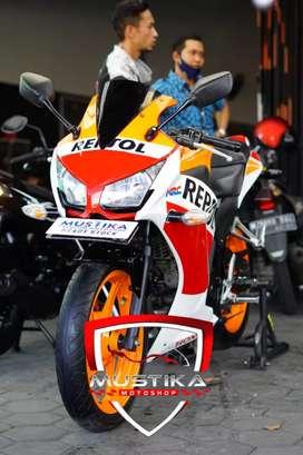 Honda CBR 150R Repsol 2015 Plat Baru N Asli-Dp Murah Mustika Saiful