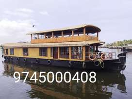 Houseboat 3 bedroom (all papers are clear)