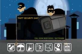 Night mode Water Proof bullet CCTV camera