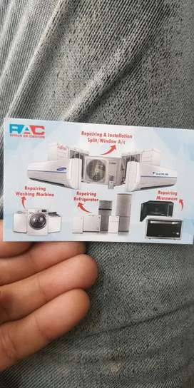 air condition repair & Refregitor repair & washing machine repair