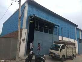 Warehouse in kukarkheda VKI