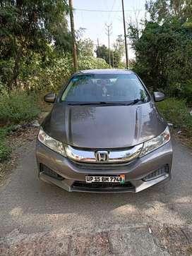 Honda City 1.5 S Automatic, 2014, Petrol
